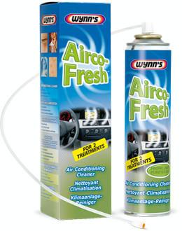 Spray curatare si dezinfectarea sistem AC WYNN S AIRCO FRESH 250ml foto