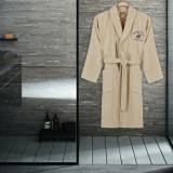 Halat de baie Beverly Hills Polo Club, 355BHP1703, bumbac 100 procente, M/L