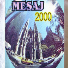 ALMANAH MESAJ 2000