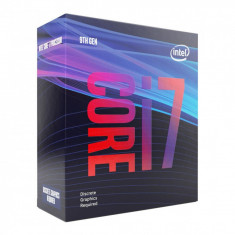 Procesor intel core i7-9700f bx80684i79700f 3.0ghz turbo 4.7ghz 8 cores foto