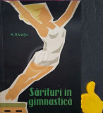 Sarituri in gimnastica Baiasu