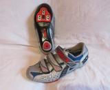 Pantofi ciclism de sosea marca SIDI, marime 39 (25 cm)