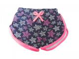 Pantaloni scurti de fetite cu diferite imprimeuri cod 1074