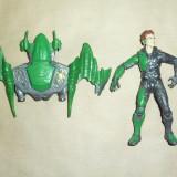 Figurina spiderman verde