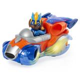 Vehicul cu figurina Zuma Patrula Catelusilor cu sunete si lumini, Spin Master