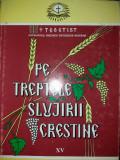 TEOCTIST PATRIARHUL - PE TREPTELE SLUJIRII CRESTINE - VOL. XV {2005}