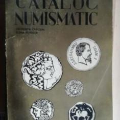 Catalog numismatic- Georgeta Craciun, Elena Petrisor