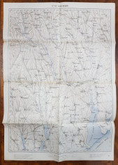 Harta Tatar-Bunar, 1910 foto