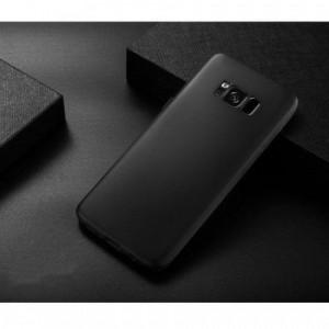 Husa FullBody MyStyle Black pentru Samsung Galaxy S8 acoperire completa 360 grade cu folie de protectie gratis