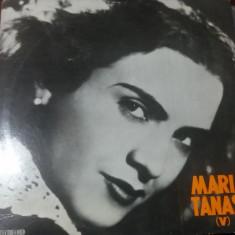 DISC VINIL MARIA TANASE V