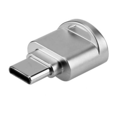 Adaptor portabil pentru carduri Micro SD TF la USB 3.1 C-Type foto