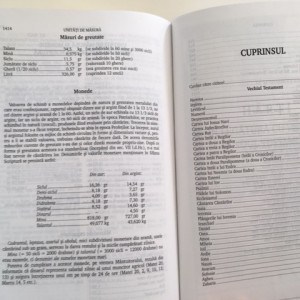 BIBLIA ORTODOXA 2015 FORMAT MEDIU CU MARGINILE PAGINILOR AURITE