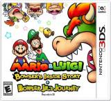 Mario & Luigi Bowser S Inside Story + Bowser Jr. S Journey Nintendo 3Ds