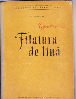 FILATURA DE LINA foto