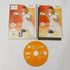 Joc Nintendo Wii - EA Sports Active Personal Trainer