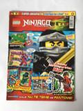 Revista Lego Ninjago, nr 1 / 2016, benzi desenate, Nu te teme de fantome