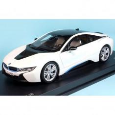 Miniatura BMW i8 Crystal White 1:18