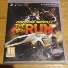 PS3 Need for speed The run - joc original by WADDER
