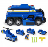 Set de joaca Chase Ultimate Police Cruiser 5in1, Patrula Catelusilor