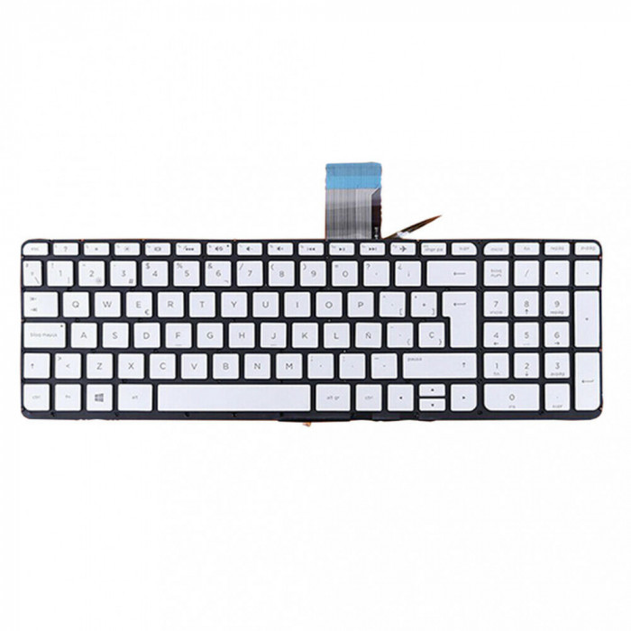 Tastatura Laptop, HP, envy x360 15-u, iluminata, layout SP