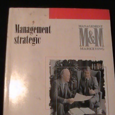 MANAGEMENT STRATEGIC--MARKETING-CORNELIU RUSE-409 PG A 4-