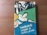 handbalistii romani si tactica jocului eugen trofin CNEFS 1969 RSR handbal sport