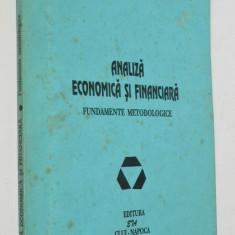 Analiza economica si financiara - Ioan Batrancea - 1995