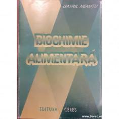 Biochimie alimentara