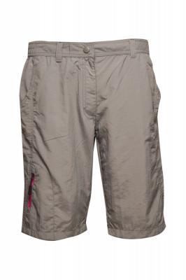 Pantaloni scurti cu suspensor Crivit, Gri, pentru dama foto