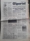 Ziarul Sportul din 30 iulie 1982