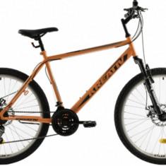 Bicicleta Mtb Kreativ 2605 500Mm Portocaliu 26 Inch