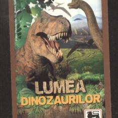 Dinosaur World Series - 4 cards from Mega Image (Delhaize Group) CG.014