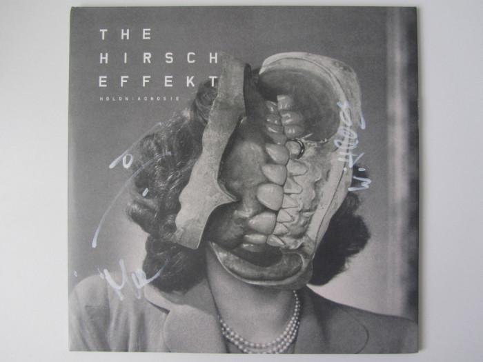 The Hirsch Effect-Holon: Agnosie 2 LP+CD Colorat Disc Vinyl-Vinil Rock-Metal NOU