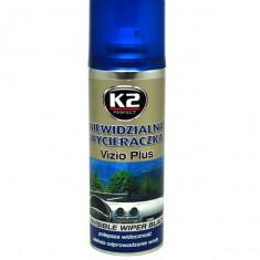 K2 VIZIO Spray Hidrofob Anti-Ploaie Parbriz si Geamuri Auto