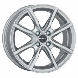 Jante DACIA LOGAN 6.5J x 16 Inch 4X100 et45 - Mak Milano 4 Silver - pret / buc