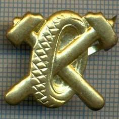 Y 1826 INSIGNA - MILITARA -SEMN DE ARMA - AUTO  -PENTRU COLECTIONARI