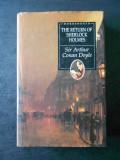 SIR ARTHUR CONAN DOYLE - THE RETURN OF SHERLOCK HOLMES (1995, limba engleza)