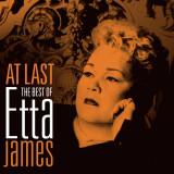 Etta James At Last : Best Of (cd)