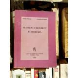 Elemente de drept comercial , Vasile Patulea , 1993