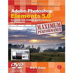 Adobe Photoshop Elements 5.0 + DVD Maximum Performance