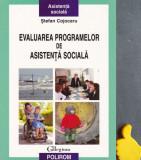 Evaluarea programelor de asistenta sociala Stefan Cojocaru