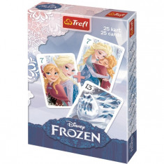 Joc de carti Trefl, Frozen, Pacalici