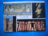 HOPCT  47195 MUZEUL LUXOR /VALEA REGILOR EGIPT-STAMPILOGRAFIE-CIRCULATA