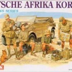 + Kit 1:35 Dragon 6063 - German Afrika Korps +