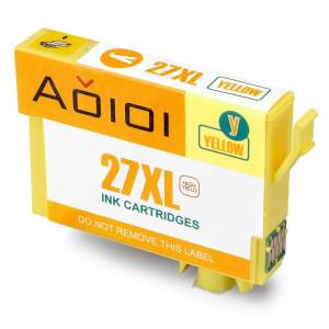 Cartuse imprimanta compatibila Epson 27XL, 1set+2xN, Aoioi