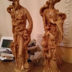 Set statuete chinezesti vechi