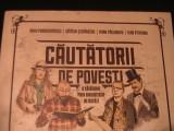CAUTATORII DE POVESTI-O CALATORIE PRIN BIBLIOTEC. DE AZI-R. PARASCHIVESCU-