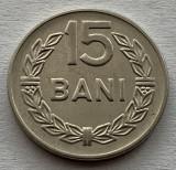 15 Bani 1966, Romania,  a UNC