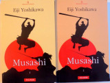 MUSASHI, VOL I (ROATA NOROCULUI) - VOL II (POARTA SPRE GLORIE) de EIJI YOSHIKAWA, 2004