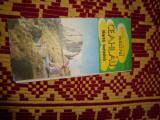 masivul ceahlau / harta turistica